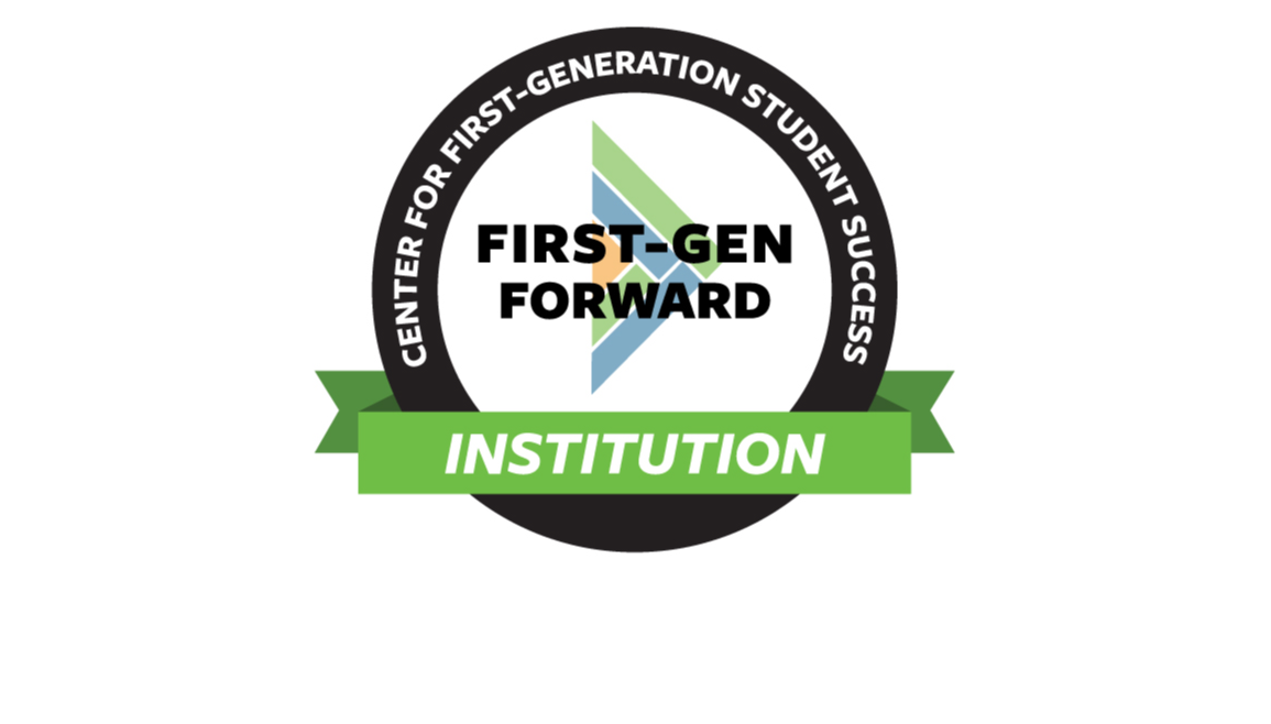 First-Gen Forward distinction logo